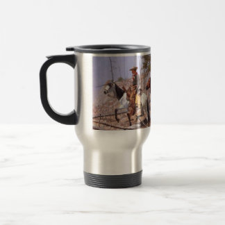Prospecting for Cattle Range Travel Mug