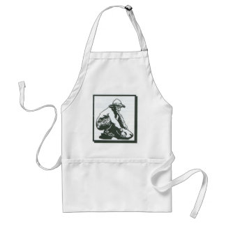 prospector adult apron