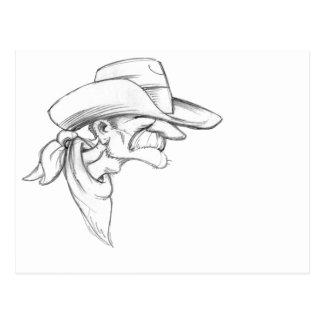 Prospector de Rootin Tootin Tarjeta Postal