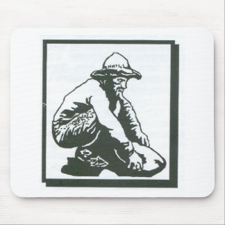 prospector mouse pad