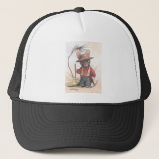 prospector mouse trucker hat