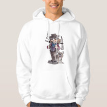 Prospector with Dog Hoodie