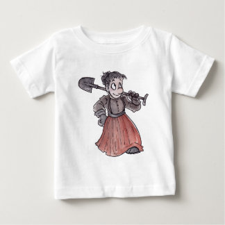 Prospector with Shovel 2 Baby T-Shirt