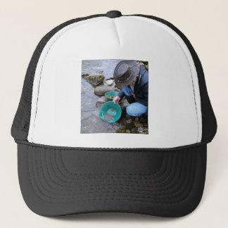 Prospectors Gold Panning Mug Trucker Hat