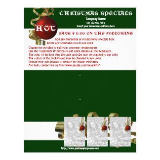 Prospectos promocionales del márketing del negocio tarjeta publicitaria