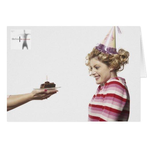 Prospera la tarjeta de cumpleaños