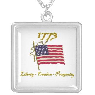Prosperidad 1773 de la libertad de la libertad joyería