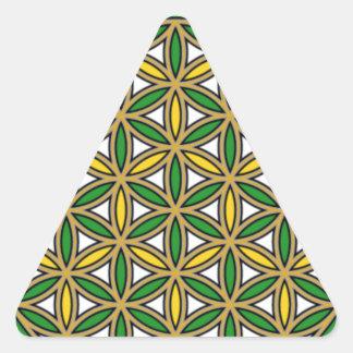 Prosperity10 Triangle Sticker