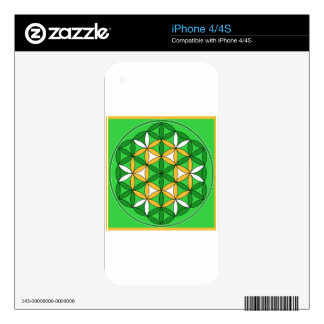 Prosperity4 Decal For The iPhone 4S