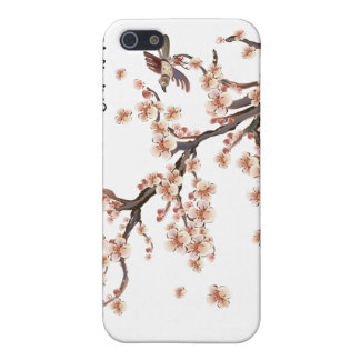"""Prosperity Blossoms"" Chinese Cherry Blossoms Cover For iPhone SE/5/5s"
