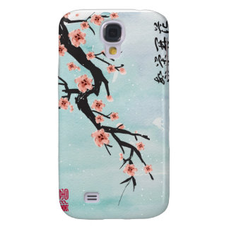 """""""Prosperity Blossoms"""" Chinese Cherry Blossoms Samsung S4 Case"""
