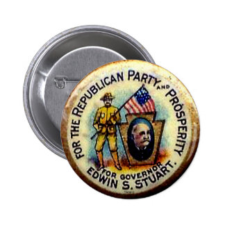 Prosperity - Button