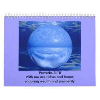 Prosperity Calendar