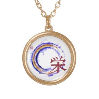 Prosperity, Enso Necklace