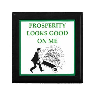 PROSPERITY JEWELRY BOX