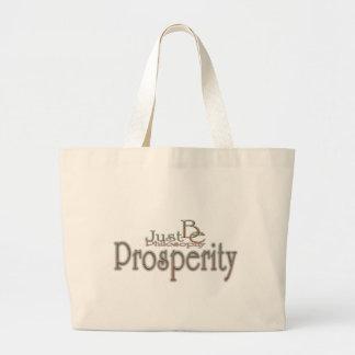 Prosperity Large Tote Bag