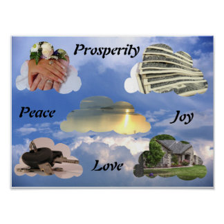 Prosperity Vision Poster