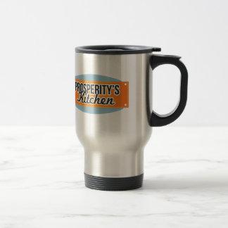 Prosperity's Kitchen Logo Items Travel Mug