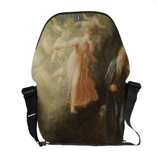 Prospero, Miranda and Ariel, from 'The Tempest', c Courier Bags