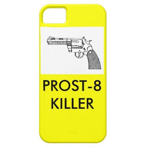 PROST-8 CUBIERTA DEL ASESINO IPHONE5 FUNDA PARA iPhone SE/5/5s