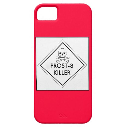 PROST-8 IPHONE 5 COVER2 iPhone 5 CÁRCASA