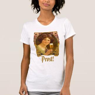 ¡Prost! Camiseta de Oktoberfest galón Octoberfest Polera