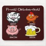 Prost Oktoberfest! 2 Mousepads