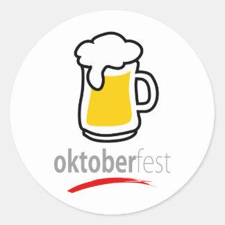 Prost Oktoberfest Sticker