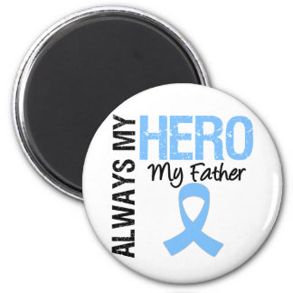 Prostate Cancer Always My Hero My Father Magnet