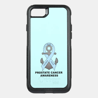 Prostate Cancer Anchor of Hope OtterBox Commuter iPhone 7 Case