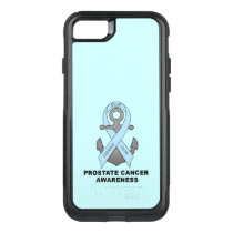 Prostate Cancer Anchor of Hope OtterBox Commuter iPhone 8/7 Case