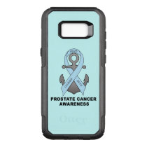 Prostate Cancer Anchor of Hope OtterBox Commuter Samsung Galaxy S8  Case