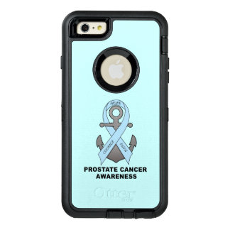 Prostate Cancer Anchor of Hope OtterBox Defender iPhone Case
