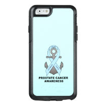 Prostate Cancer Anchor of Hope OtterBox iPhone 6/6s Case