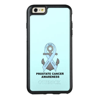 Prostate Cancer Anchor of Hope OtterBox iPhone 6/6s Plus Case