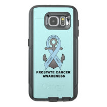 Prostate Cancer Anchor of Hope OtterBox Samsung Galaxy S6 Case