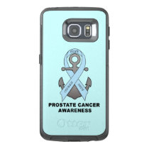 Prostate Cancer Anchor of Hope OtterBox Samsung Galaxy S6 Edge Case