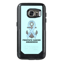 Prostate Cancer Anchor of Hope OtterBox Samsung Galaxy S7 Case
