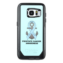 Prostate Cancer Anchor of Hope OtterBox Samsung Galaxy S7 Edge Case