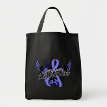 Prostate Cancer Awareness 16 Tote Bag