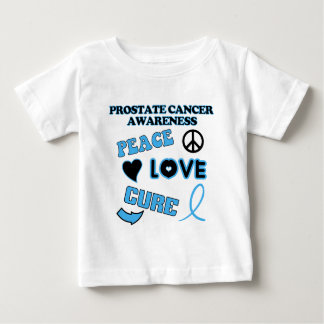 Prostate Cancer Awareness Baby T-Shirt