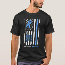 Prostate Cancer Awareness because it Matters T-Shirt