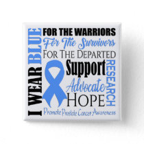 Prostate Cancer Awareness Button