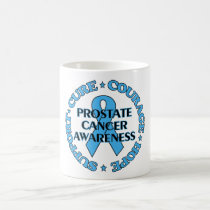 Prostate Cancer Awareness Coffee Mug