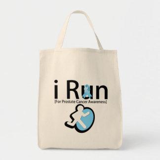 Prostate Cancer Awareness I Run Bags