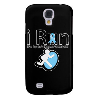Prostate Cancer Awareness I Run Galaxy S4 Cases