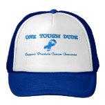 PROSTATE CANCER AWARENESS MESH HAT