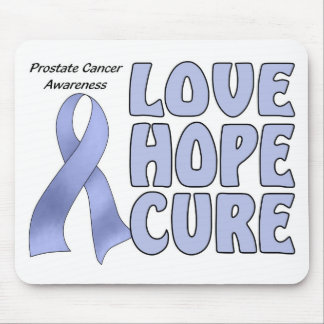 Prostate Cancer Awareness Mouse Pad
