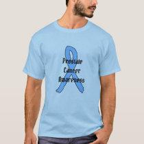 Prostate Cancer Awareness Ribbon Shirt