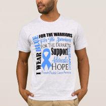 Prostate Cancer Awareness Support T-Shirt
